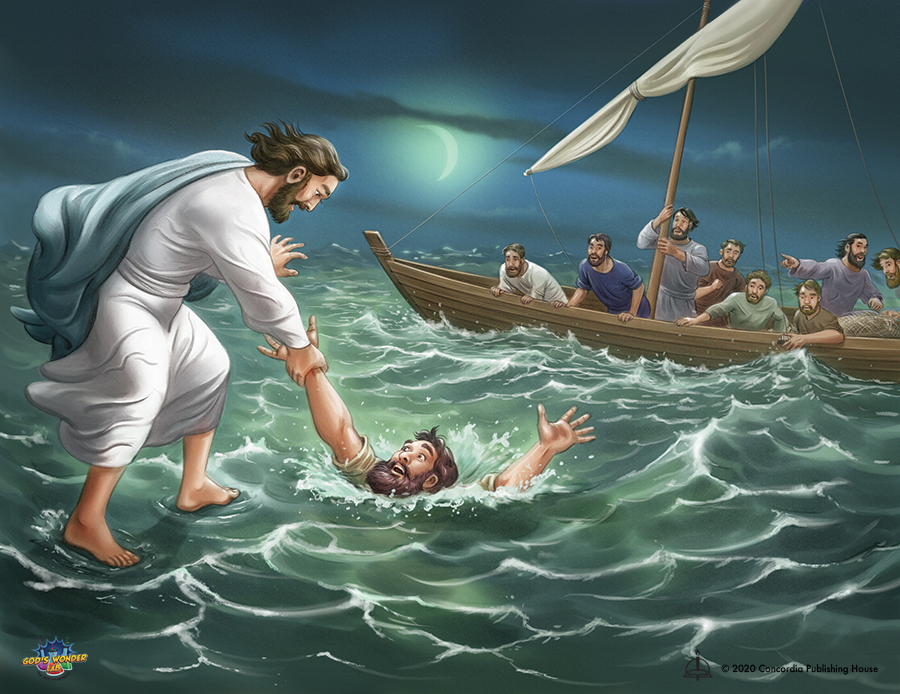 Bible Lesson 2 - God Promises a Savior