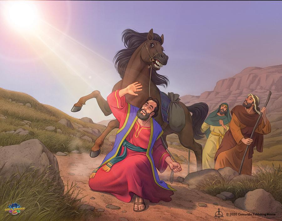 Bible Lesson 5 - Jesus the Savior Reigns